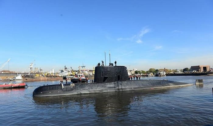 'Explosion' Detected After Argentine Navy Submarine Went Missing
