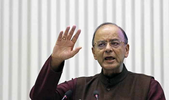Arun Jaitley mocks Congress for walking free in 2G scam case