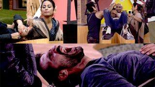 Bigg Boss 11 November 28 2017 Preview: Hina Khan Shows Her Competitive Side Yet Again, Covers Bandgi Kalra And Shilpa Shinde's Face With Red Chilli Powder