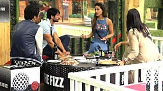 Bigg Boss 11: Arshi Khan, Vikas Gupta And Hiten Tejwani Team Up Against Hina Khan During The Nominations Task - Watch Video