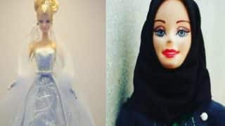 मुस्लिम अमेरिकी महिला खिलाड़ी से प्रेरित बार्बी डाल ने पहना हिजाब