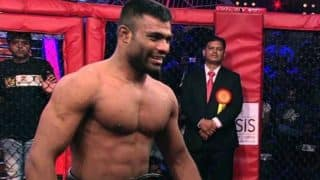 MMA Fighter Bharat Khandare Becomes The First India-Born Fighter to Debut in UFC