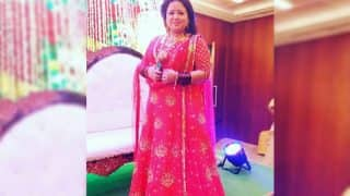 Bharti Singh- Haarsh Limbachiyaa Wedding Celebrations Kick Off With The Bangle Ceremony - View Pics
