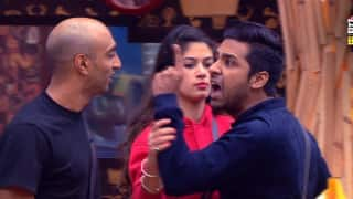 Bigg Boss 11 November 27 2017 Written Update: Puneesh Sharma Says He Will Give Akash Dadlani A Bowl To Beg After The Show