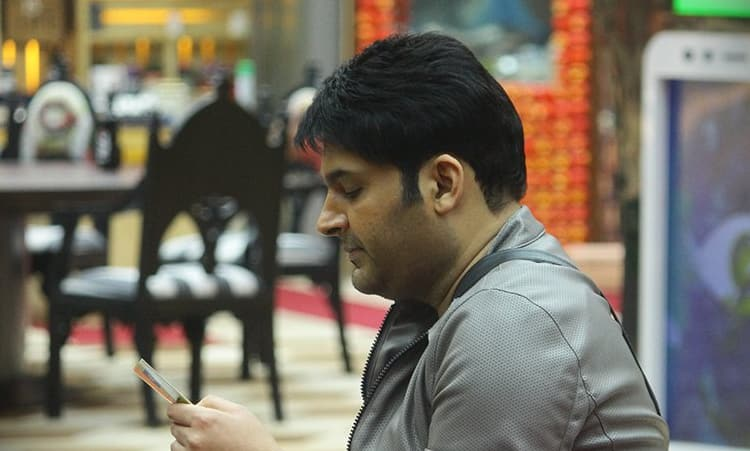 Bigg boss kapil