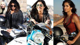 Priyanka Chopra, Anushka Sharma, Katrina Kaif - Bollywood's 5 Hottest Biker Babes
