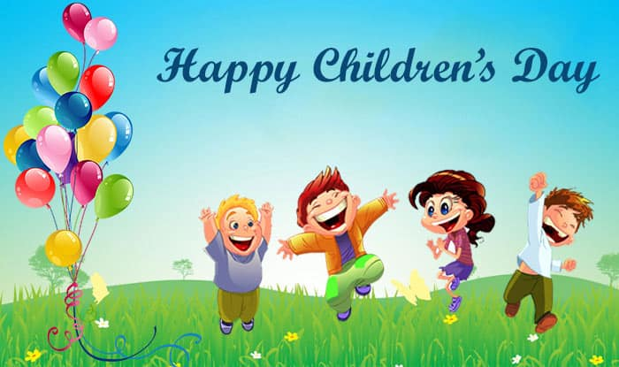 Happy Childrenu0027s Day: Best WhatsApp Messages, GIF Images, Facebook Posts  And SMS Quotes To Wish Childrenu0027s Day 2017
