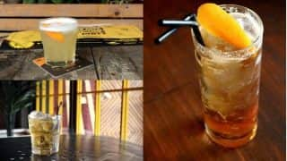 Winter Special Cocktail recipes: How to Make Classic Whiskey Sour, Johny Mule and Smoked Cinnamon