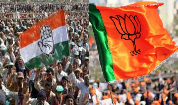Image result for BJP Clinches Congress in Gujarat and Himachal Pradesh