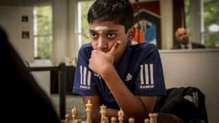 R Praggnanandhaa, 12, Misses Out on Becoming Youngest Chess Grandmaster