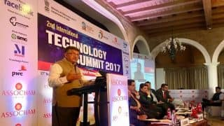 UMANG Offers More Than 100 Digital Services Offered by Government on a Single App, Says Ravi Shankar Prasad