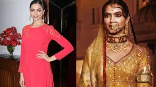 Deepika Padukone On Padmavati Controversy: I Have Full Faith In The Judicial System; I Know No Wrong Will Be Done