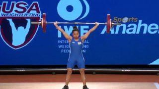 Saikhom Mirabai Chanu Wins Gold at World Weightlifting