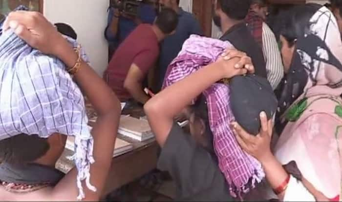 Woman, son try to enter Ayyappa Temple, sent back