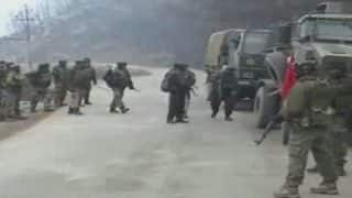 J&K Encounter: Three Lashkar-e-Taiba Terrorists, Belonging to Pakistan, Killed in Handwara