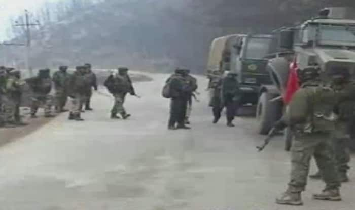 Three Pakistani LeT militants killed in J&K