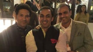 Rohan Gavaskar's Caption of His Picture With Sachin Tendulkar And Virender Sehwag is Damn Hilarious