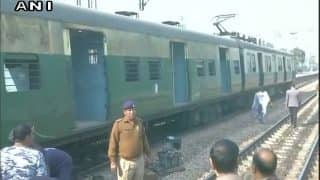 Passenger Train Derails Near Okhla Railway Station in Delhi, No Casualties Reported