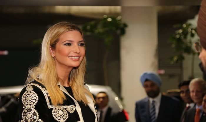 Ivanka Trump lobbies for women at entrepreneurship summit in India