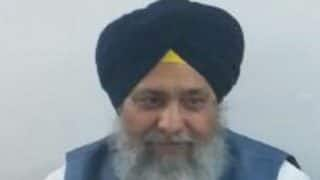 SGPC Election Results 2017: Gobind Singh Longowal Wins President Post Against Amrik Singh