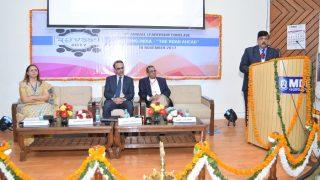 MDI organises third annual 'Samvaad' on 'EMERGING INDIA – THE ROAD AHEAD'