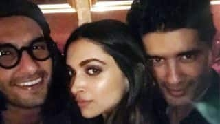 Deepika Padukone-Ranveer Singh Party Hard Together, Shoving All Break Up Rumours Under The Rug - Here's Proof