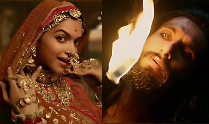 Ranveer Singh and Deepika Padukone's alleged love life
