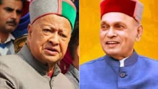 It's Dhumal vs Virbhadra Singh as Himachal Pradesh Goes to Poll
