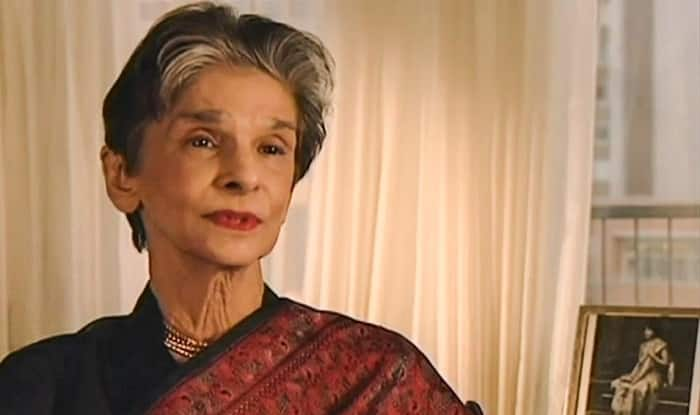 Who is Dina Wadia?