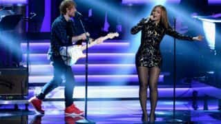 Ed Sheeran And Beyonce Come Together for 'Perfect' Remix