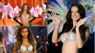 Victoria's Secret Fantasy Bra Turns 20: A complete List the bejeweled Bras Worn By Victoria's Secret Angles From 1997 to 2017