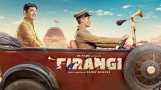 Kapil Sharma Accidentally Leaks The Plot Of Firangi - Exclusive