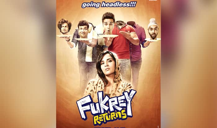'Fukrey Returns' box office collection reaches to Rs 66 crore!