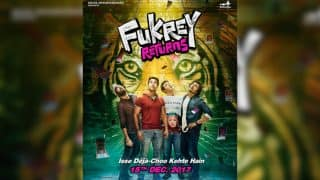 Fukrey Returns New Poster Out: Pulkit Samrat, Ali Fazal Are Back With The Gang To Give Everyone A Laughter Riot