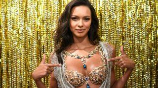 Brazilian Model Lais Ribeiro Will Be Wearing 600-Carat Fantasy Bra Worth $2 Million USD at Victoria's Secret Fashion Show 2017!