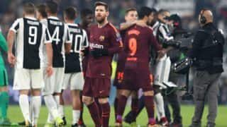 Champions League: Barcelona Progress to Last 16 After Goalless Draw Against Juventus
