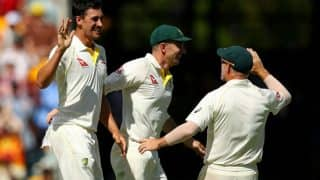 Ashes 2017/18 1st Test: England Bundled Out For 195 in 2nd Innings, Australia Need 170 to Win