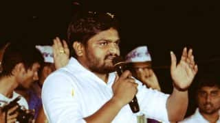 वोट डालने के बाद हार्दिक पटेल बोले- गुजरात में कांग्रेस 100 से ज्यादा सीट जीतेगी