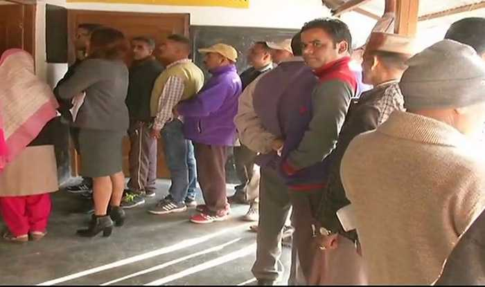 Record turnout in Himachal polls
