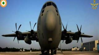 Indian Air Force Plane C-130J Hercules Sets New World Record of 13 Hour 31 Minute Non-Stop Flight