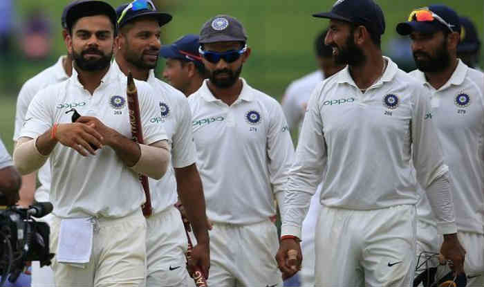 1st Test: After rains, it's ruins for India