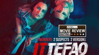 Ittefaq Movie Review: Sidharth Malhotra, Sonakshi Sinha, Akshaye Khanna's Thriller Will Leave Your Mind Boggled