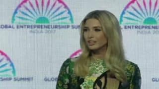 Ivanka Trump Praises Prime Minister Narendra Modi at Global Entrepreneurship Summit, Says People of India Inspire The World