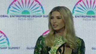 Ivanka Trump Praises Prime Minister Narendra Modi at Global Entrepreneurship Summit, Says People of India Inspire The World
