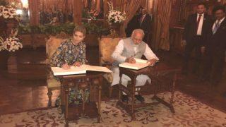Ivanka Trump's Royal Dinner Menu at Falaknuma Palace Included Dahi Ke Kebab, Sitafal Kulfi, Mirchi Ka Salan Among Other Hyderabadi Cuisine