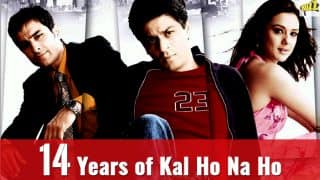 Shah Rukh Khan starrer Kal Ho Na Ho Turns 14; Here Are Nine Evergreen Dialogues From the Film