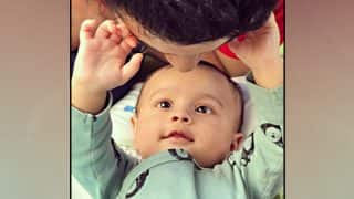 Yeh Rishta Kya Kehlata Hai Fame Karan Mehra Shares An Adorable Picture Of Son Kavish On Social Media