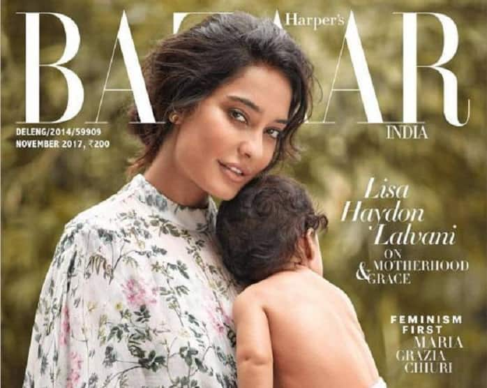 Lisa Haydon And Baby Zack S Latest Photoshoot Will Give You