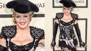 Madonna's Unseen Nude Pictures Up For Sale on Auction Site
