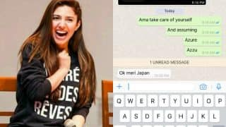Mahira Khan and Mother's 'Autocorrect Fail' Chat is Sweeping the Internet: Actress Posted Screenshot of Funny Messages on Twitter